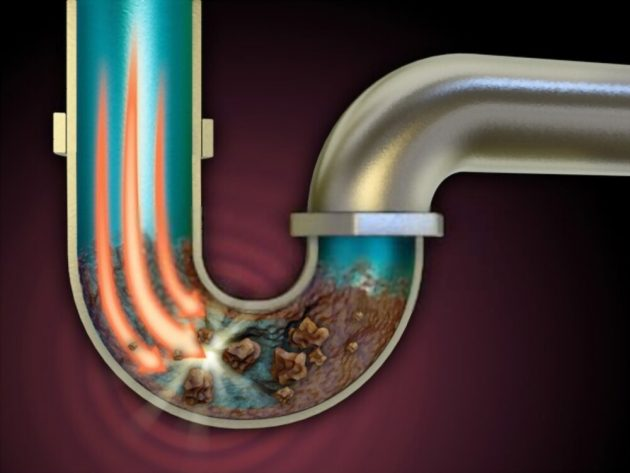 Knowing the Difference Between a Clogged Pipe and Blocked Sewer Line