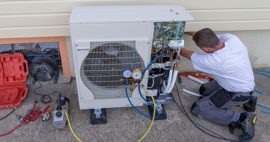 4 Possible Reasons Your Heat Pump Isn't Working Properly