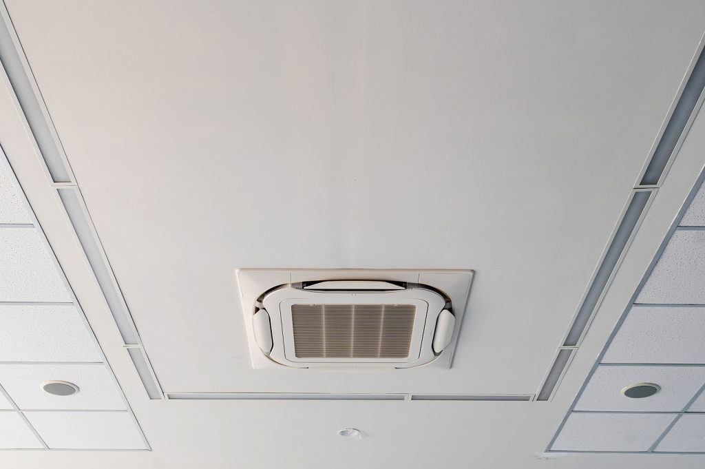 3 Ways to Fix Water Stains on Your Ceiling Air Conditioning Vents